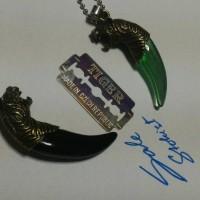 harga satuan kalung taring kepala macan Tokopedia.com