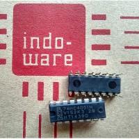 74HC4051N 74HC4051 N 4051 DIP-16 8-channel analog multiplexer