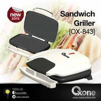 Jual Oxone Sandwich Griller Ox-843 Baru