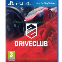 PS4 Driveclub R2