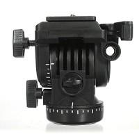 Yunteng Profesional Fluid Tripod Head - 950 - Black