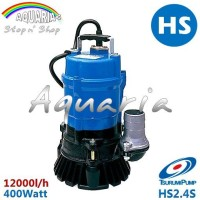Tsurumi HS2.4S Pompa Celup Air Bersih/Kotor Submersible Water Pump