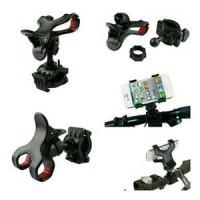 Harga bike and phone holder tempat hp atau gps di sepeda dan | antitipu.com
