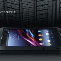 LOVE MEI Powerful Bumper Case for Sony Xperia Z1 L39H ORIGINAL