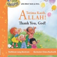Terima Kasih, Allah! Thank You, God!