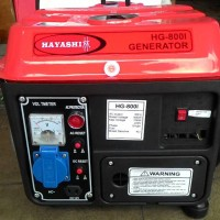 HG8001 ET950 2 Stroke Generator Set / Genset 2T Hayashi