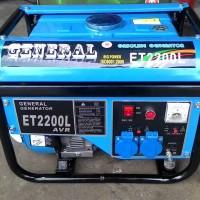 ET2200L Gasoline Generator Set / Genset Bensin General