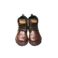 Sepatu Boots Anak Tamagoo-Jack Brown Shoes Sneakers Murah Branded