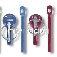 harga Best Seller !! Bonnet Pin Sparco Made In Usa Tokopedia.com