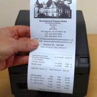 SOFTWARE + Printer kasir