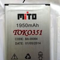 Batre Baterai Mito Fantasy 2 A75 A 75 BA-00064 Ori