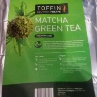 Jual Cafe Grade Toffin Matcha Green Tea Powder Commercial Pack Murah