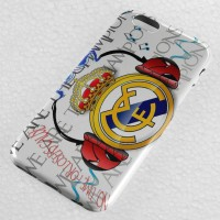 Football Real Madrid Headphone iPhone Case & All Case HP