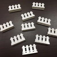 Lego Fence 1x4x2 - Pagar (isi10)