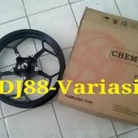 harga Velg Depan NInja 250 fi z250 fi Chemco Double disc | KNC Tokopedia.com