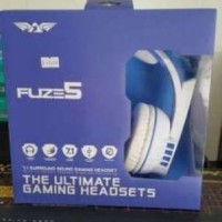 Armaggeddon FUZE 5 - Gaming Headset