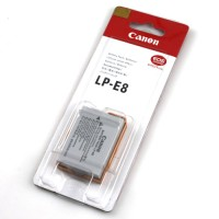 Battery Baterai Canon LP-E8 for EOS 550D, 600D, 650D, 700D