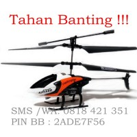 RC Helikopter Murah!,RC Helicopter HBR2 3.5Ch TAHAN BANTING
