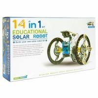Jual Solar Robot bisa Dirubah-rubah 14 bentuk tenaga matahari Murah
