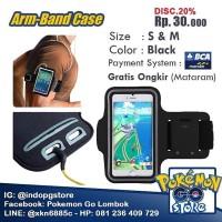 Arm Band Phone Case Pokemon Go Trainer