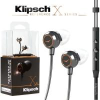 Harga klipsch x4i premium in ear headphones with in line ios remote | antitipu.com