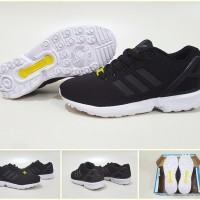 RUNNING SHOES ADIDAS ZX FLUX XENO BLACK WHITE