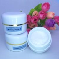 Acne Cream Gel - terapi lanjutan jerawat non Steroid non comedogenic