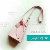 Sling Bag Bucket murah // tas slingbag termurah grosiran!:)