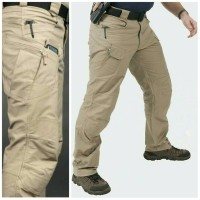 Jual Celana Pria Tactical Pants Police #Celana Cargo PDL Outdor Gunung Murah