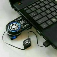Jual Kipas Laptop USB mini Cooler Fan kipas laptop penghisap panas Murah