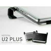 Jual Notebook Cooler Fan Cooler Master Notepal U2 Plus kipas laptop praktis Murah