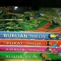 SERIAL ANAK - ANAK MAMAK ( TERELIYE ) terdiri dari 4 buku