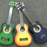 Gitar Kecil Ukulele Mini Prono