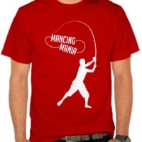 Tshirt / Baju / Oblong / Kaos Mancing Mania