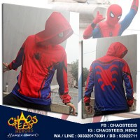 Spiderman homecoming / civil war ( sweater hoodie )