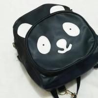 tas ransel mini bag panda beruang lucu tumblr korea murah