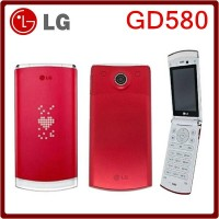 LG Lollipop Cookie GD580 RED, PINK, BLUE UNLOCK ALL GSM INDONESIA