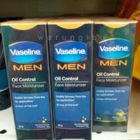 Vaseline Men Oil Control Face Moisturizer /Produk Perawatan Wajah