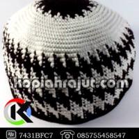 Kopyah Rajut / Kopiah Rajut / Peci Rajut