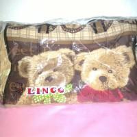 Tas bayi selempang jinjing merk Linco motif bear uk besar
