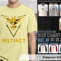 Pokemon GO 27 TX ~ Tshirt/Kaos/Raglan/Anak Oceanseven