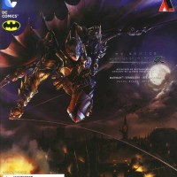 Play Arts Kai Batman: Timeless Steampunk - SQUARE ENIX