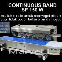 harga Mesin Segel press kemasan plastik Continuous band sealer Powerpack Tokopedia.com