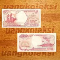 harga Uang Kertas kuno 100 Rupiah gambar kapal pinisi kondisi +vf Tokopedia.com