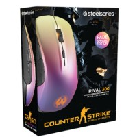Gaming Steelseries Rival 300 CS : Go Fade Edition Mouse Gaming