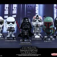 Hot Toys Cosbaby Starwars Darth Vader Set
