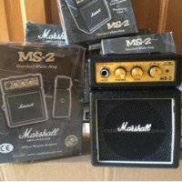 Ampli gitar Marshall MS-2 originla (clean & overdrive )