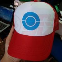 Topi Pokemon Go : Ash Ketchum 2