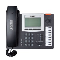 PLANET VIP-5060PT Professional HD PoE IP Phone (6-Line)