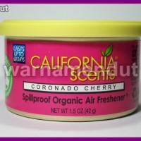 California Scents Coronado Cherry - Pewangi dg wangi buah cherry segar